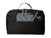 Arc'teryx Index Large Toiletries Bag Carbon Copy Toiletries Case Tan