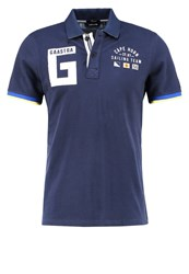 Gaastra Peakdna Polo Shirt Navy Dark Blue