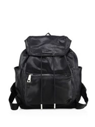 Marc Jacobs Easy Drawstring Backpack Black