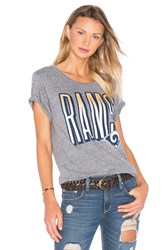 Junk Food Los Angeles Rams Tee Gray