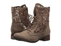 Not Rated Jakobe Taupe Women's Shoes
