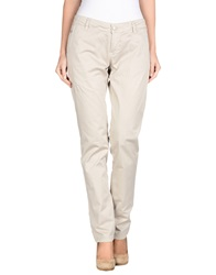 Re Hash Casual Pants Light Grey