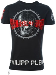 Philipp Plein 'Squeeze It' T Shirt Black