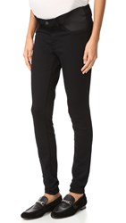 J Brand Mama Super Skinny Maternity Jeans Seriously Black