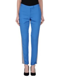 Richard Nicoll Casual Pants Azure