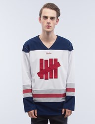Undefeated Shultz L S Jersey T Shirt