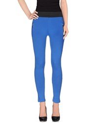 Kor Kor Trousers Leggings Women Bright Blue