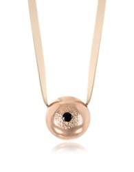 Bjorg The Grand Illusion Big Eyeball Women's Necklace Pink