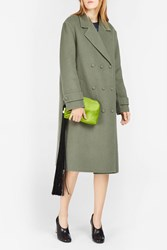 Alexander Wang Women S Oversized Coat Boutique1 Green