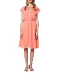 Erin Fetherston Ellis Dress Coral