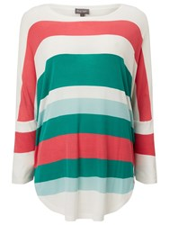 Phase Eight Catrina Multi Stripe Top Multi