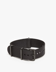 Military Watch Co. 20Mm Black Pvd Nato Strap