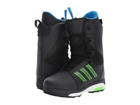Adidas Tactical Boost Black White Solar Green Men's Cold Weather Boots
