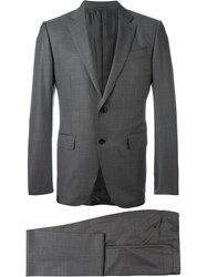 Ermenegildo Zegna Two Button Suit Grey