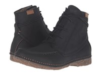 El Naturalista Angkor N914 Black Women's Shoes