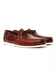 G.H. Bass And Co. Camp Moc Deck Shoe Brown