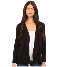 Kate Spade Open Cardigan Black Women's Sweater