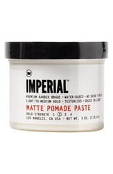 Imperial Barber Grade Products Matte Pomade Paste