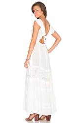 Spell And The Gypsy Collective Boho Bella Dress White