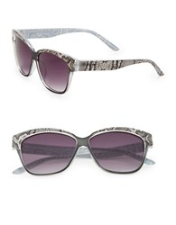 Sam Edelman 50Mm Wayfarer Sunglasses Grey