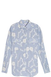 Paul And Joe Ausoleil Shirt Blue