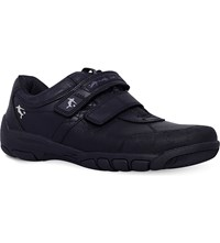 Start Rite Hat Trick Leather Shoes Black