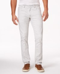 Inc International Concepts Morgan White Wash Skinny Jeans Only At Macy's