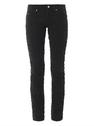 Isabel Marant Stanford Origami Effect Skinny Jeans