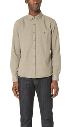 Native Youth Dustoff Shirt Light Olive