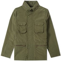 Folk Field Jacket Green