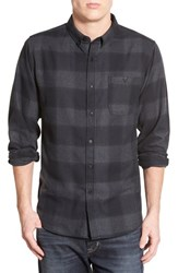 Men's Ezekiel Plaid Woven Shirt