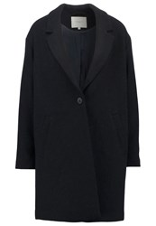 Selected Femme Sfmisto Classic Coat Dark Navy Dark Blue