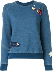 Stella Mccartney Denim Sweatshirt