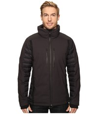 Kuhl Firestorm Down Jacket Raven Men's Coat Black