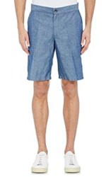 Vince. Lightweight Shorts Blue