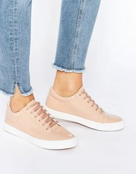 Glamorous Dusty Pink Patent Trainers Lt Dusty Pink Patent