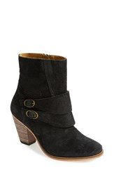 Women's J Shoes 'Phoenix' Leather Bootie Black