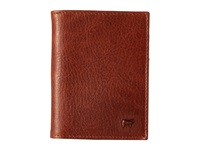 Will Leather Goods Cyrus Card Case Cognac Credit Card Wallet Tan