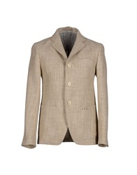 Philippe Model Suits And Jackets Blazers Men Beige