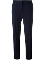 Paul Smith Ps By Tapered Trousers Blue