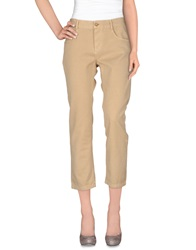 Sultan Denim Pants Sand