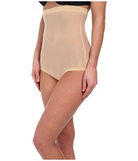 Wolford Tulle Control Panty High Waist Nude Women's Lingerie Beige