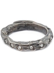 Simona Tagliaferri 'Wrinkle' Ring Metallic