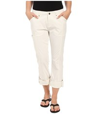 Royal Robbins Discovery Roll Up Pants Quartz Women's Casual Pants Blue