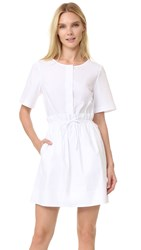 Club Monaco Senella Dress White