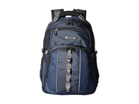 Kenneth Cole Reaction Pack Down Computer Backpack Navy Backpack Bags