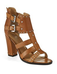 Belle By Sigerson Morrison Bruna Sandals Nude