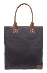Will Leather Goods Men's 'Cooper Spur' Canvas Tote Bag