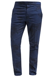 Uniforms For The Dedicated Illusions Trousers Indigo Dark Blue