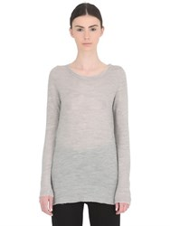 Transit Par Such Wool Blend Knit Sweater